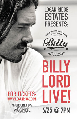 Billy Lord Poster