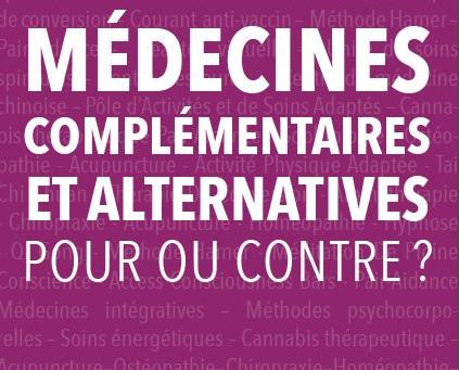 L'A-MCA vient de publier son premier rapport (Agence des médecines complémentaires alternatives)
