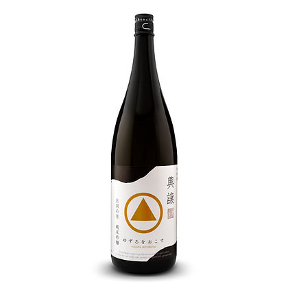 Koujo Junmai-Ginjo Dewa-no-Sato 1800ML