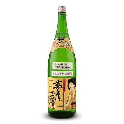Honkaku-Kome-Shouchu Yumechiyo 1800ML