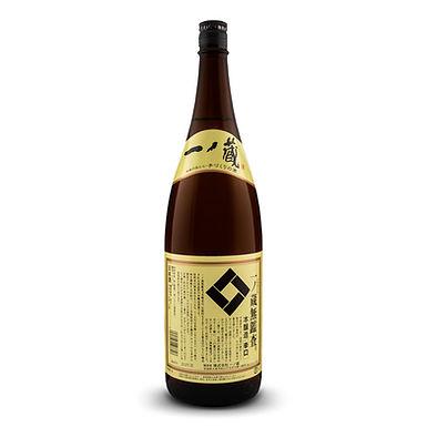 Ichinokura mu kansa karakuchi honjōzō 1800ML