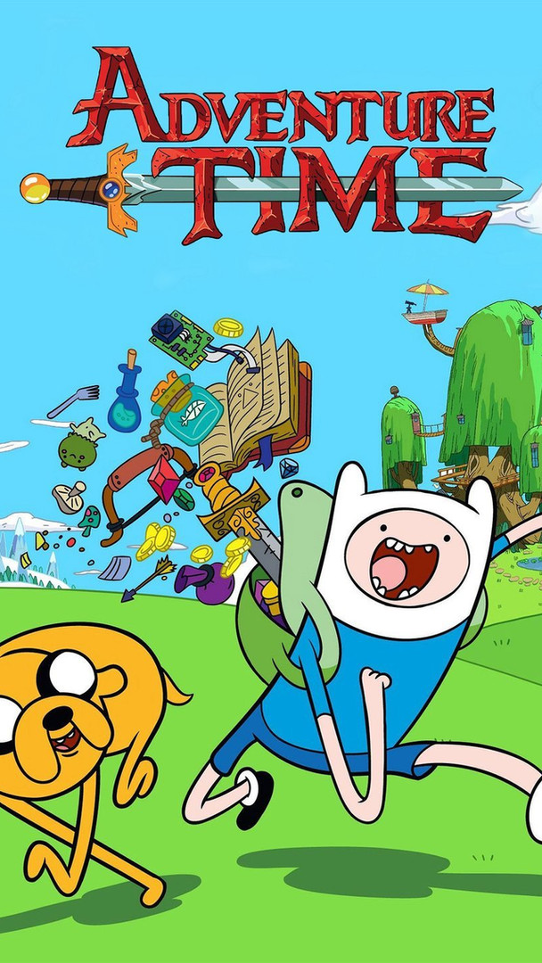 Adventure Time_S4 & S6