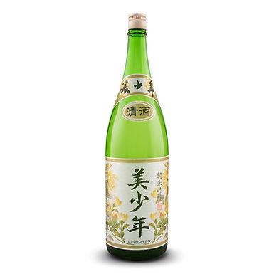 Fukkoku Bishonen Junmai Ginjo 1800ML