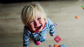 Entendendo o mau comportamento da sua criança!