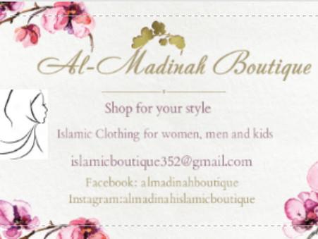 Muslim-owned Memphis Businesses: Al-Madinah Boutique