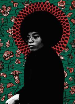 Black Angela by Makebarainey