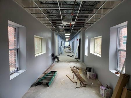 The PVS Construction Project Makes Great Progress