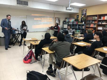 PVS high schoolers create school clubs to discuss city issues