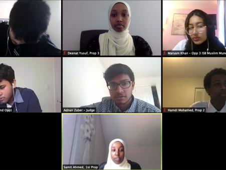 Muslim Youth Debate Tournament and MIST