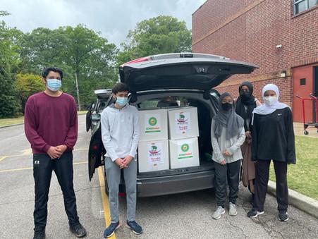 PVS Ramadan Donation Challenge