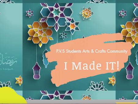 PVS students showcase artwork virtually