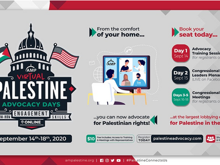 طلاب PVS يدافعون عن فلسطين