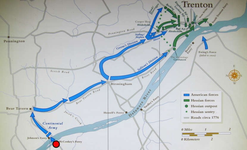 First Battle of Trenton