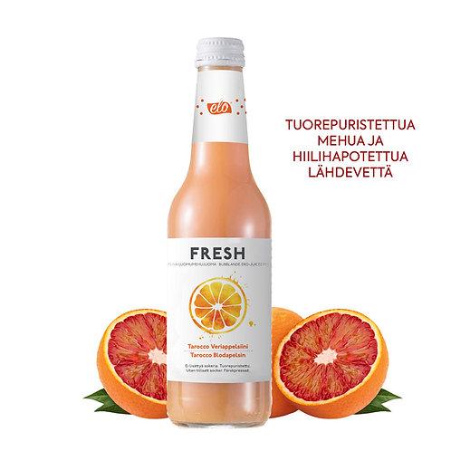 ELO FRESH Organic Tarocco Orange 12 x 330ml