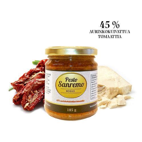 Pesto Rosso San Remo 185g x 12