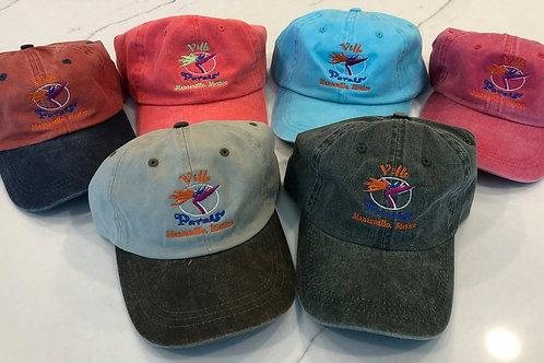 Villa Paraiso Logo Hat