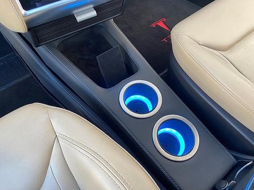 Ludicrous Front Console (2012-16 Tesla Model S)