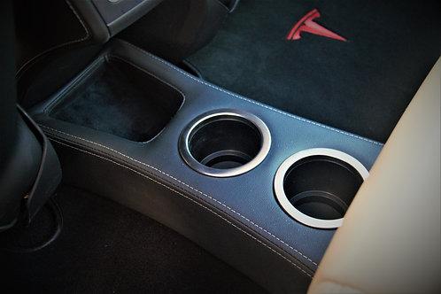 Tesla Model S Rear Console Cup Holder