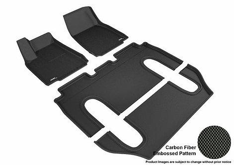 Model X - Carbon Fiber Mats by 3D Maxpider
