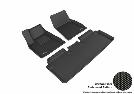 Model S - Carbon Fiber Mats by 3D Maxpider