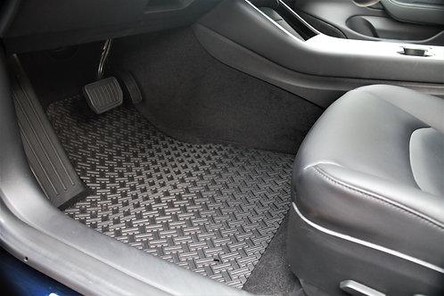 Tesla Model 3 All Weather Mats Driver