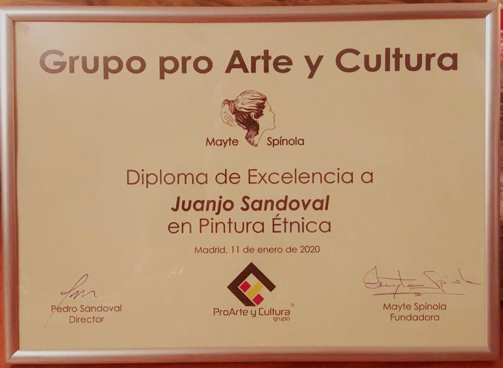 Diploma Juanjo