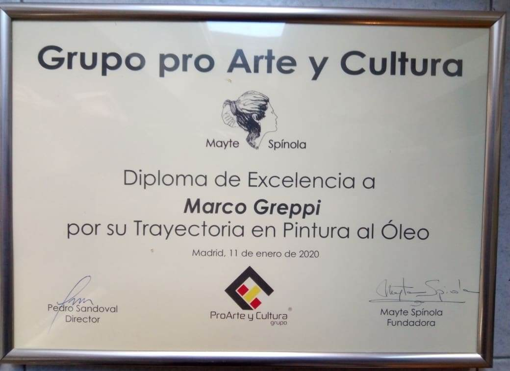 Diploma Marco
