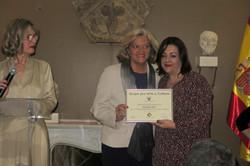 Premio para Elisabeth alba