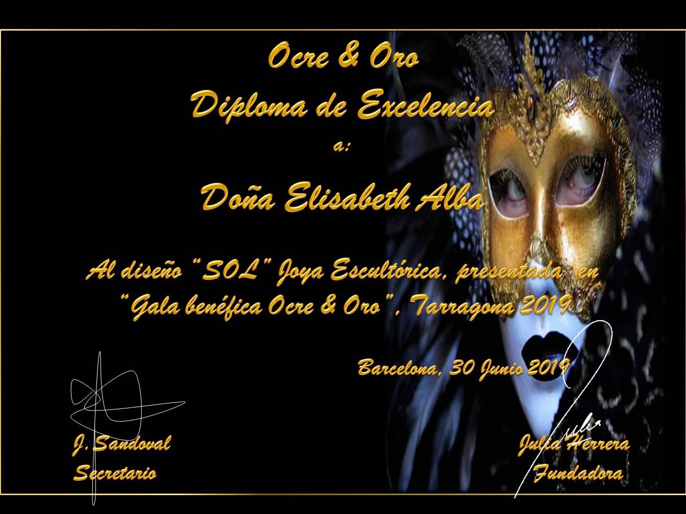 Diploma Excelencia