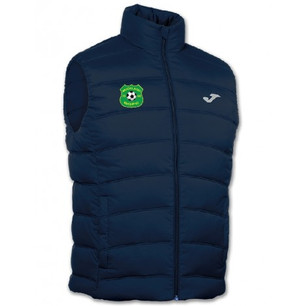 URBAN GILET NAVY WITH MUCKLAGH CREST