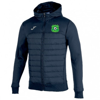 BERNA JACKET NAVY WITH MUCKLAGH CREST