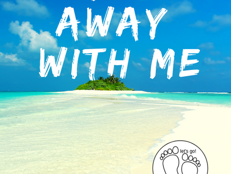 Run Away With me – 3 Runaway Movies, Vacations & Books