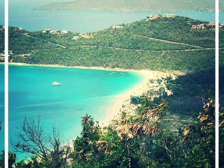 Virgin Islands & Book Clubs (and free ebook)