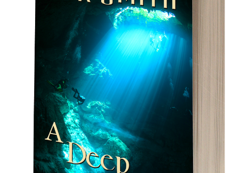 Free holiday book and a chance to win a  copy of the new release, A Deep Thing
