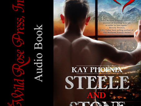 Book Review: Steele & Stone by Kay Phoenix