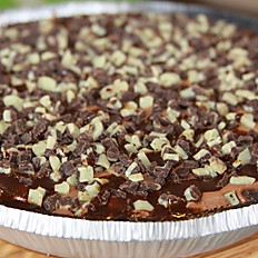 Chocolate Mint Dream Pie