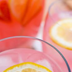 Pink Lemonade Sorbet
