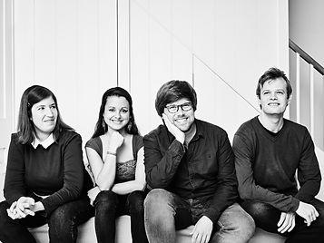 Castalian Quartet 9a b&w credit Kaupo Ki