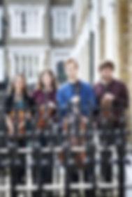 Castalian Quartet 14a credit Kaupo Kikka