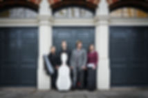 Castalian Quartet 2 credit Kaupo Kikkas.