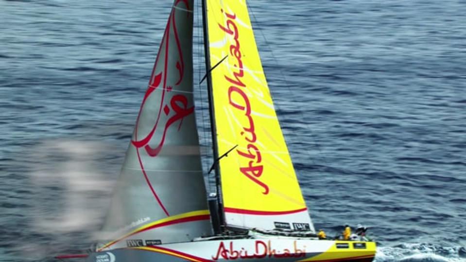 Volvo Ocean Race Abu Dhabi Stop Over