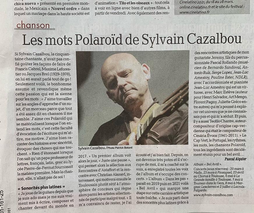 Article La Dépêche.jpg