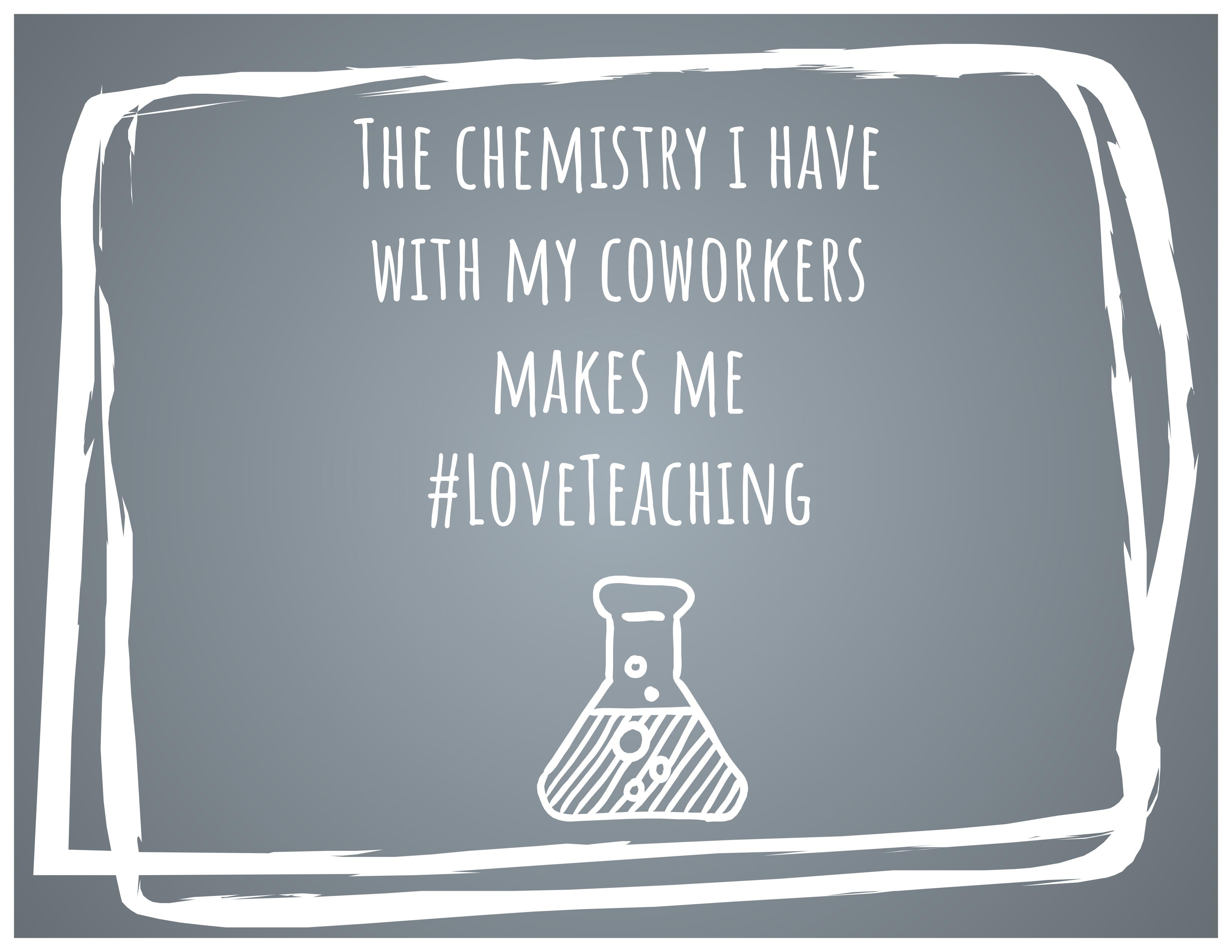 #LoveTeaching Gram_Chemistry