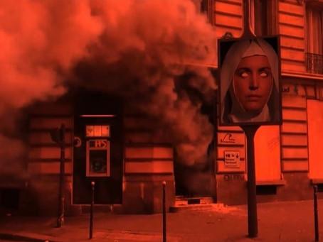 #VJ Rien : The Message (Paris)