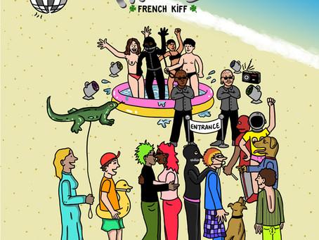 #FrappéLabel : The Message (Paris) + Release Day