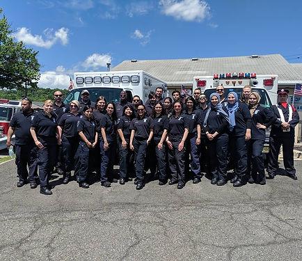 Totowa EMS Members