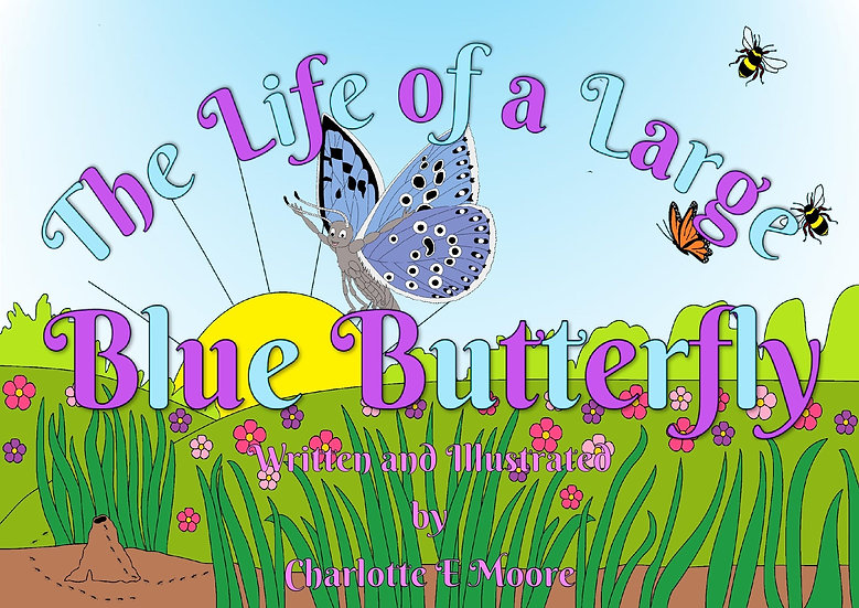 The Life of a Large Blue Butterfly