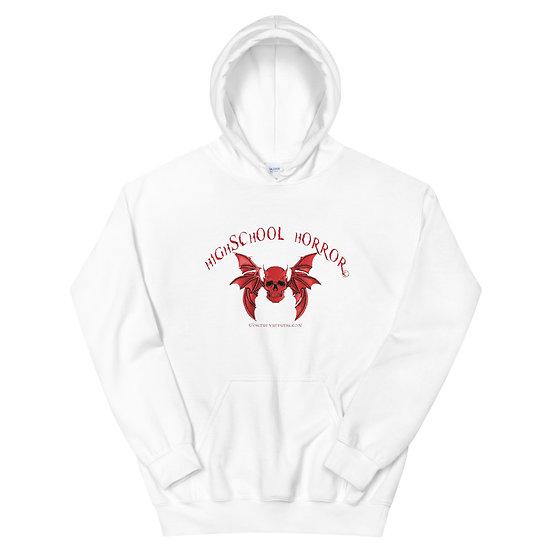 High School Horror Unisex Hoodie