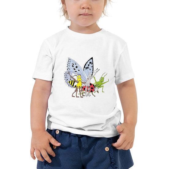 Meadow Series Toddler Short Sleeve Tee