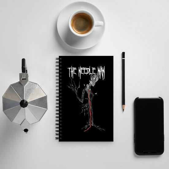 The Needleman Spiral notebook